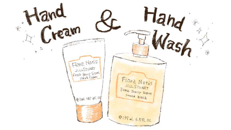 handcream handwash