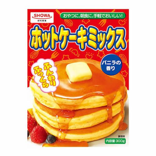 昭和産業ホットケーキミックス (1)